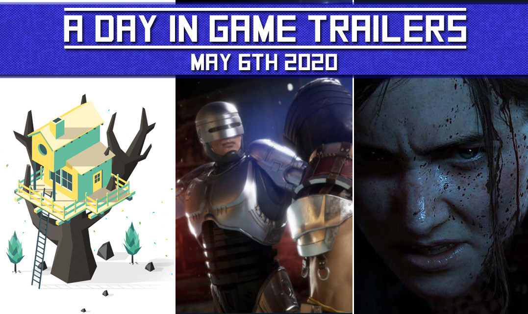 A Day In Game Trailers May 6th 2020 Use A Potion
