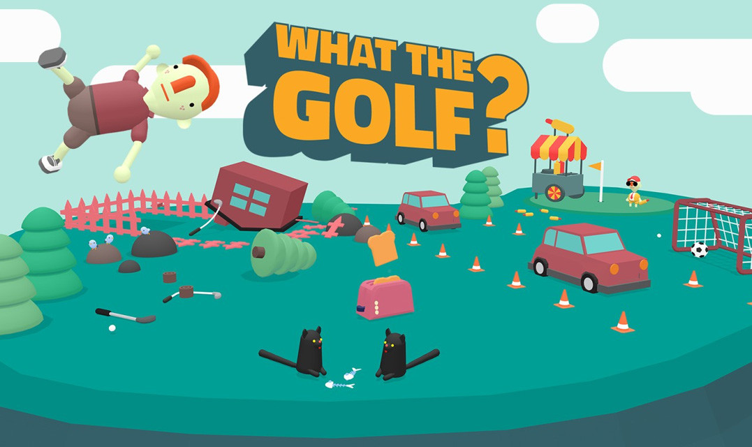 What the Golf? | REVIEW