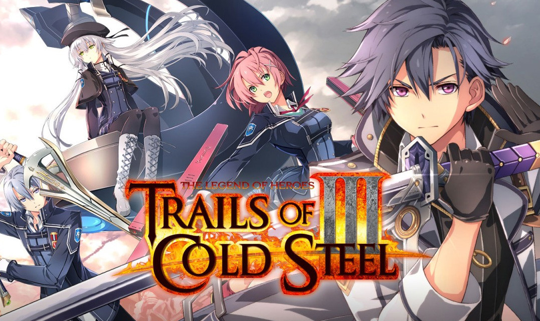Trails of Cold Steel III is now available on the Nintendo Switch