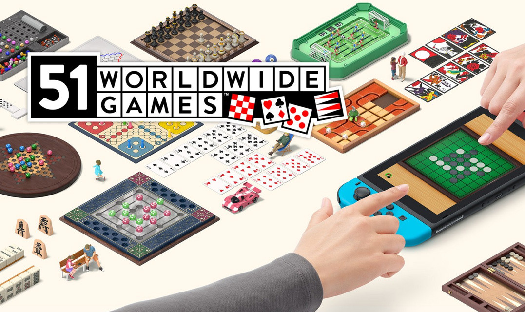 51 Worldwide Games | REVIEW