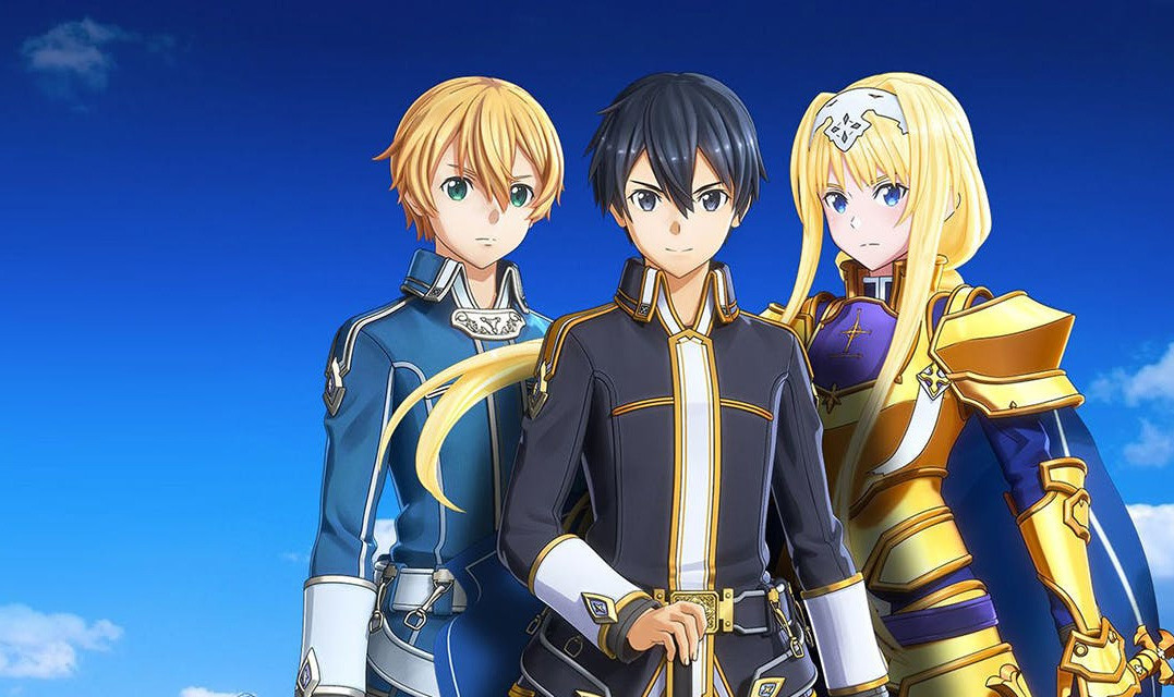 SWORD ART ONLINE Alicization Lycoris launches today on PlayStation 4, Xbox One and PC