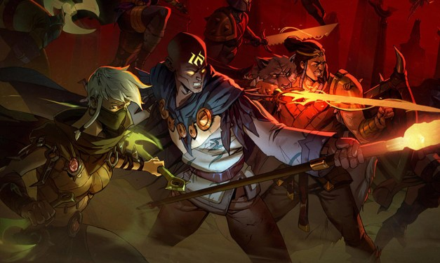 Dark and stylish co-op dungeon-crawler Blightbound is out now in Early Access