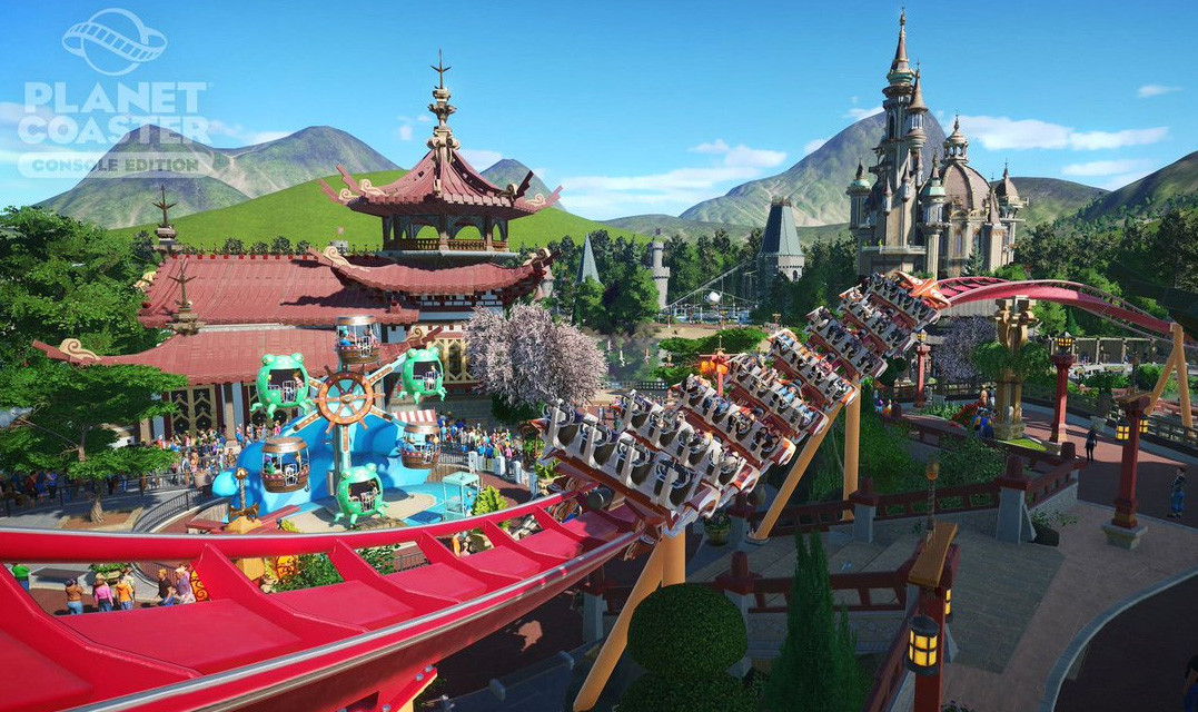 Planet Coaster: Console Edition gets its first  gameplay trailer