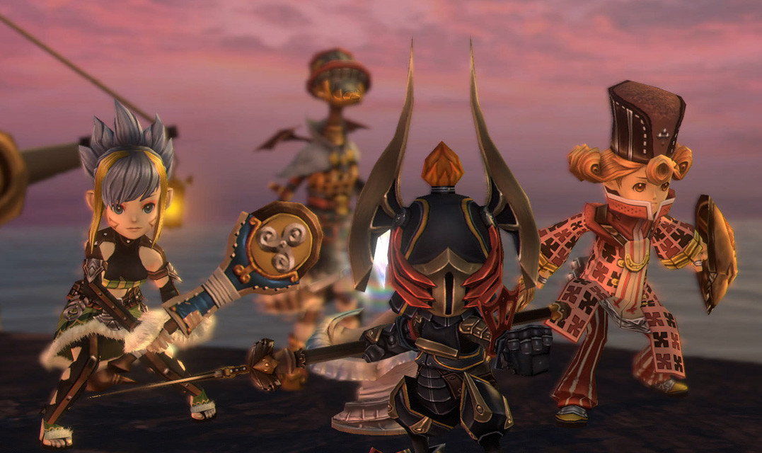 Final Fantasy Crystal Chronicles Remastered Edition launches today