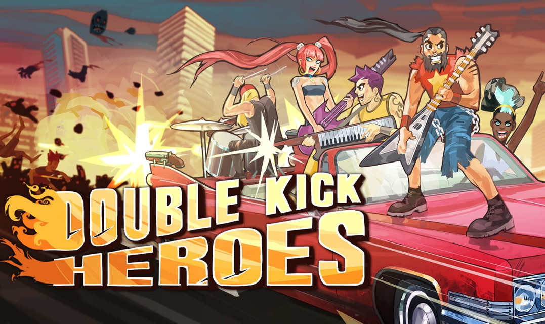 Double Kick Heroes | REVIEW
