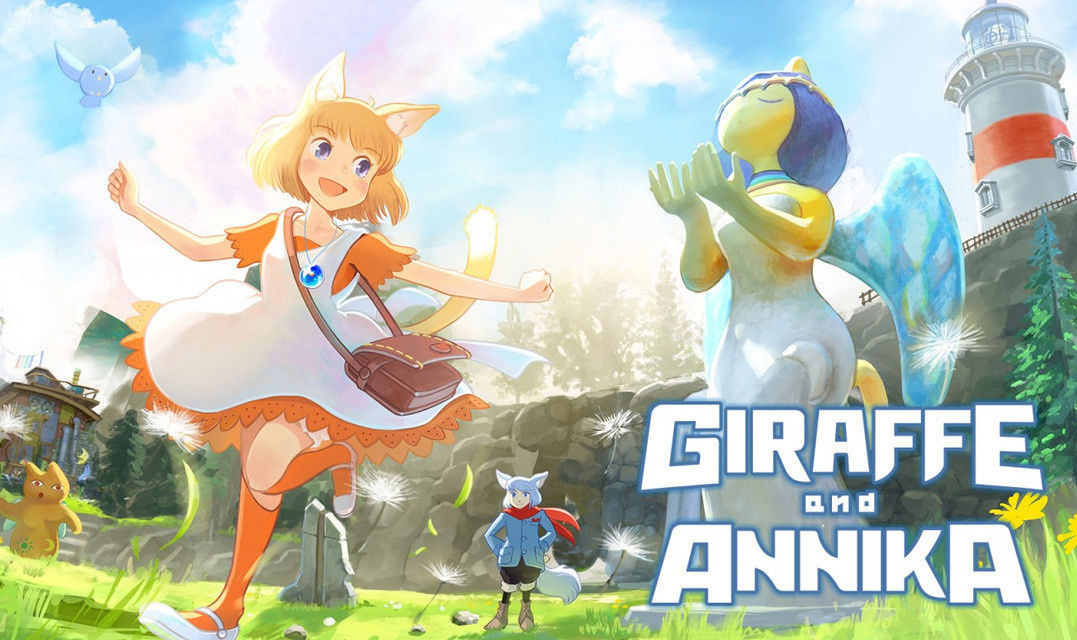 Giraffe and Annika | REVIEW