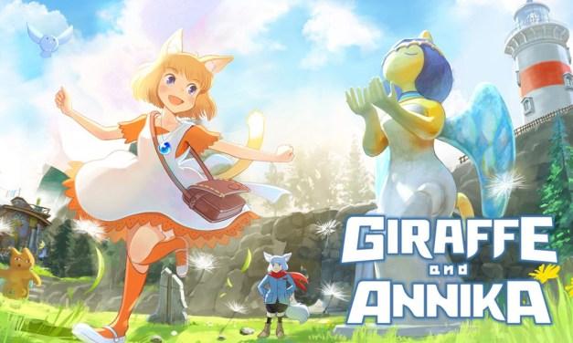 Giraffe and Annika | REVIEW