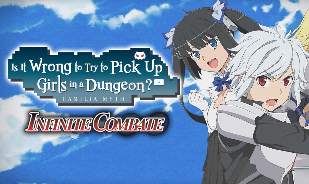 Is It Wrong To Try To Pick Up Girls in a Dungeon? – Infinite Combate | REVIEW