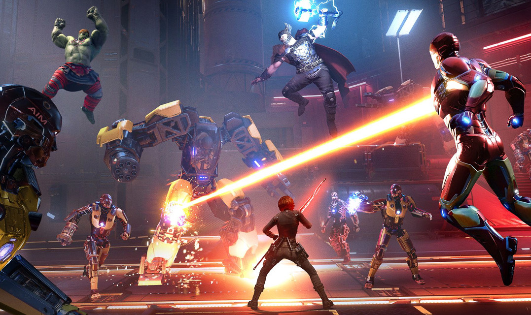 Marvel's Avengers gets a free open beta this weekend on PC and consoles