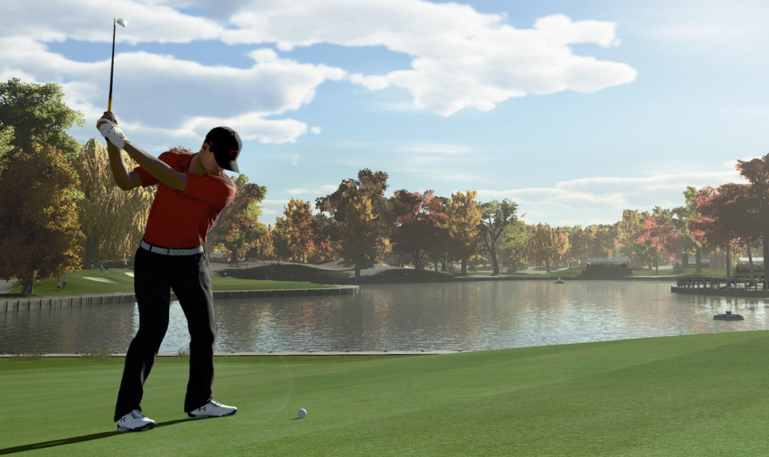 PGA TOUR 2K21 is available now on PC and consoles