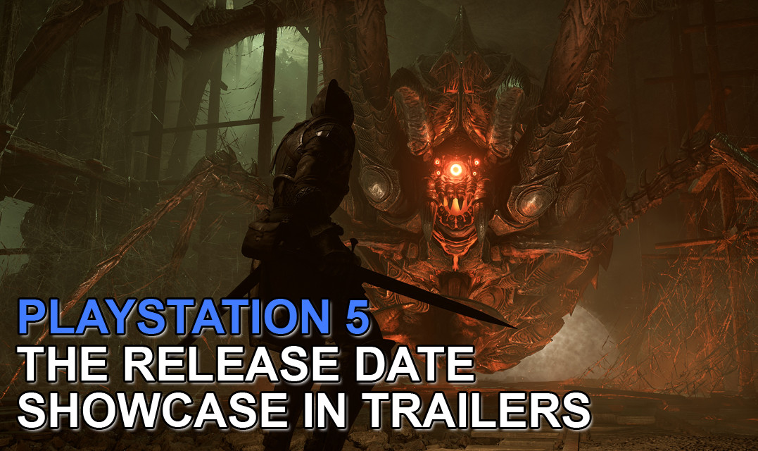 FEATURE: PlayStation 5 – The Release Date Showcase in Trailers
