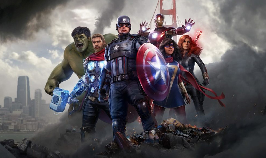 Marvel's Avengers unleashes its powers on PC and consoles today