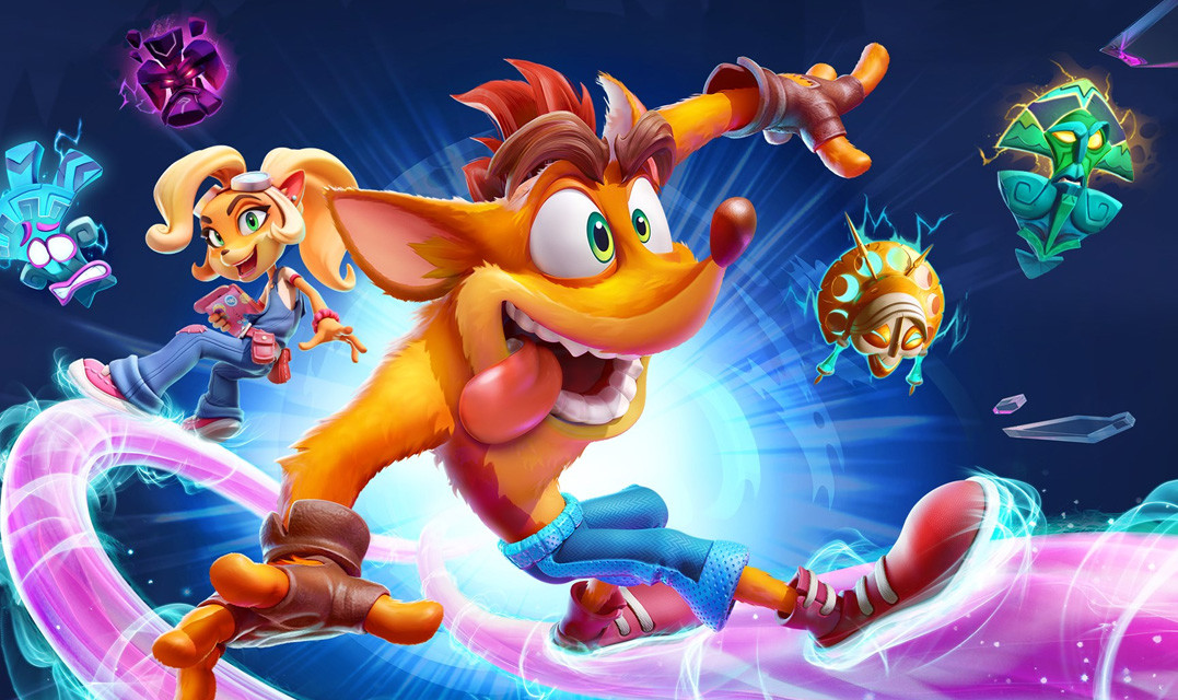 Get hold of a Crash Bandicoot 4: It's About Time demo next week by pre-ordering the game