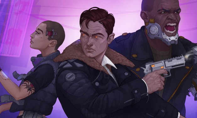 Cyberpunk stealth action-RPG Disjunction gets a new gameplay trailer