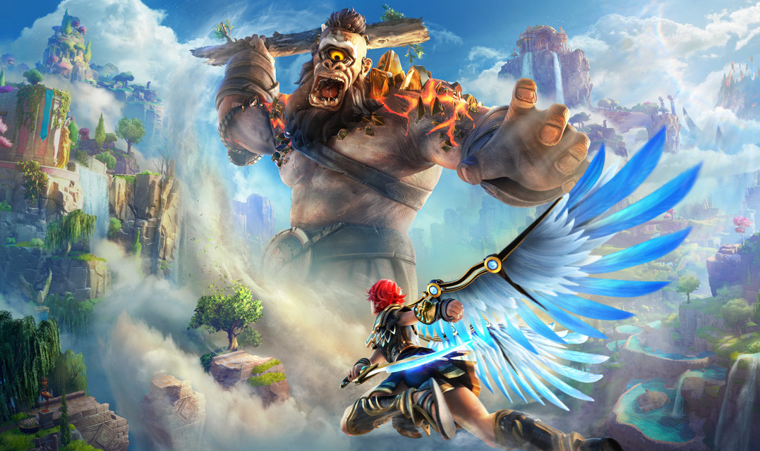 Gods & Monsters official re-branded as Immortals Fenyx Rising, coming this December