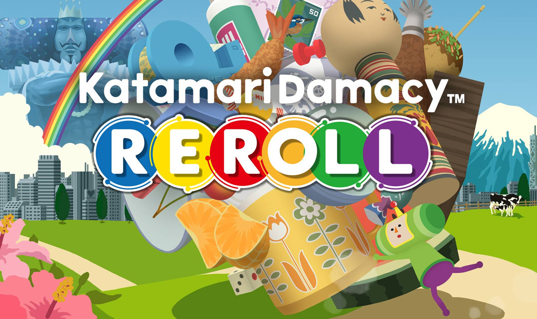 Katamari Damacy REROLL rolls its way to the PlayStation 4 and Xbox One this November