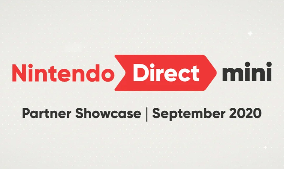 The third Nintendo Direct Mini: Partner Showcase broadcasts September 17th