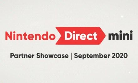 The third Nintendo Direct Mini: Partner Showcase broadcasts September 17th