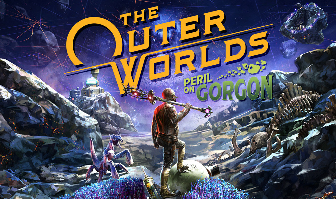 The Outer Worlds: Peril on Gorgon expansion DLC is out today on PC and consoles