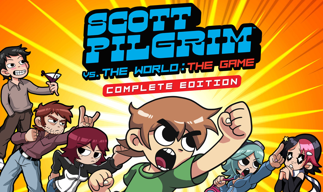 Scott Pilgrim vs. The World: Complete Edition hits current gen consoles later this year