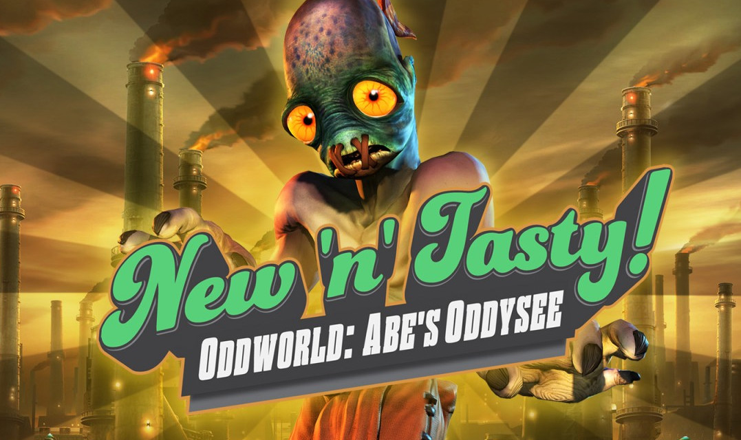 Oddworld: New 'n' Tasty | REVIEW