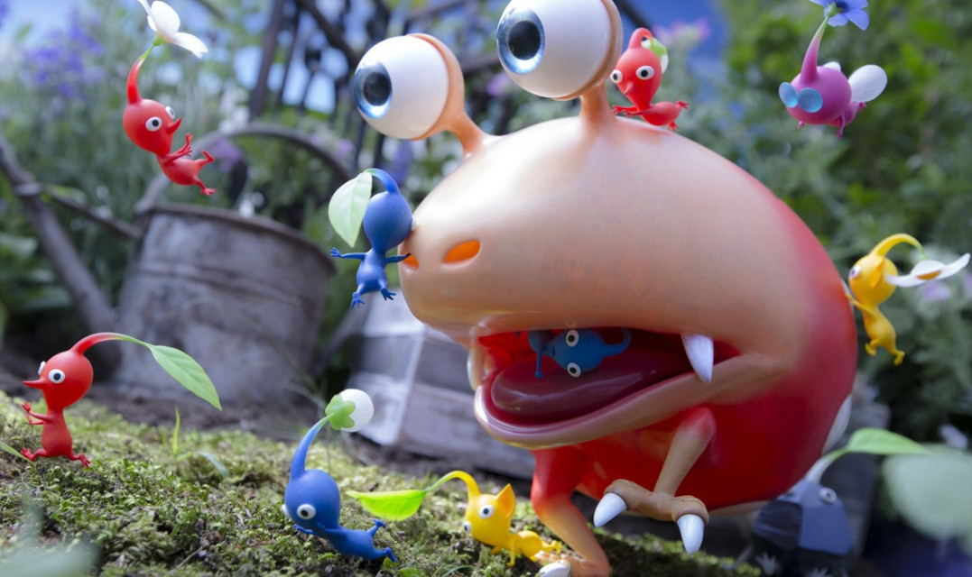 Pikmin 3 Deluxe gets a demo on the Nintendo Switch (and a cute short CG movie)
