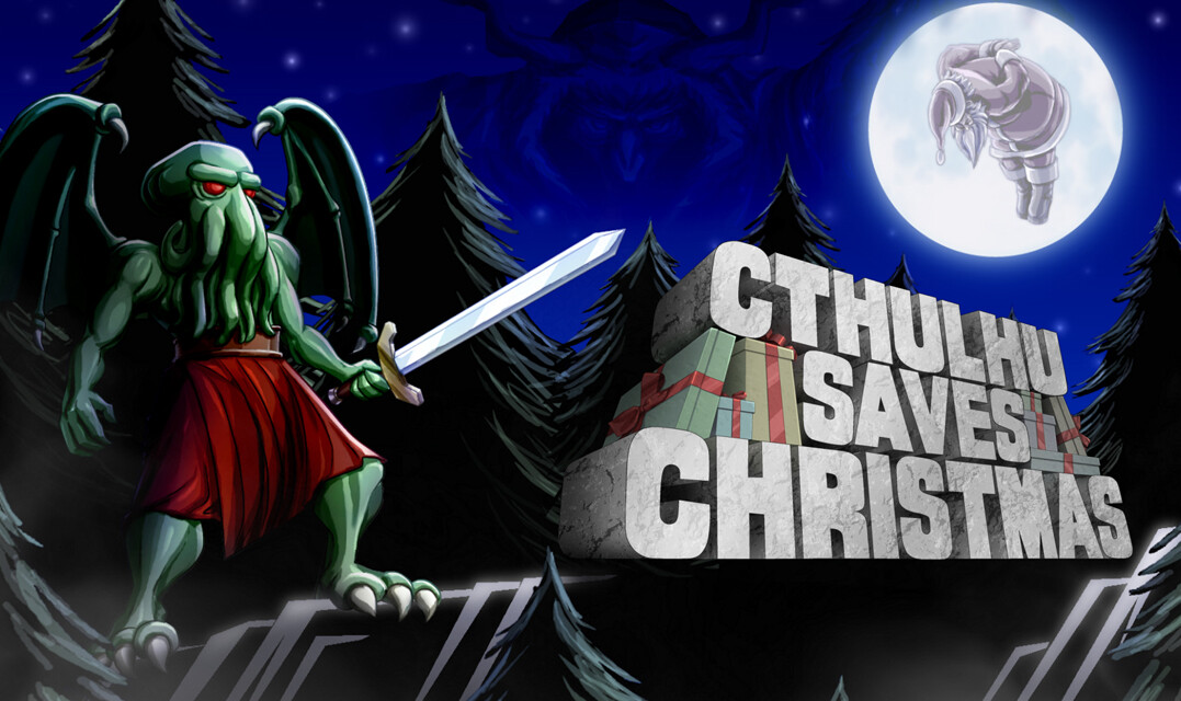 Cthulhu Saves Christmas | REVIEW