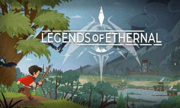 Legends of Ethernal | REVIEW