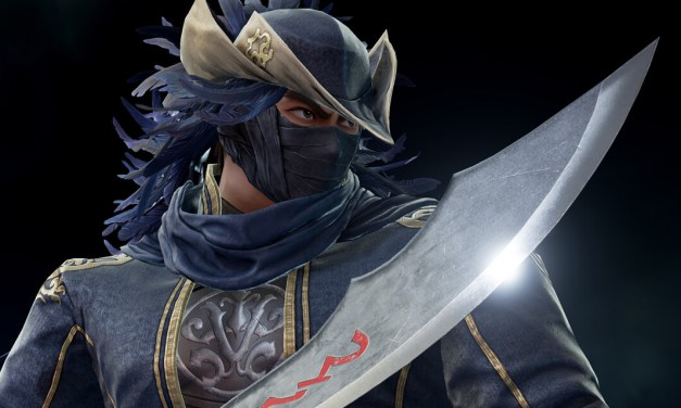 Hwang returns to the fight in Soulcalibur VI as a DLC fighter this week