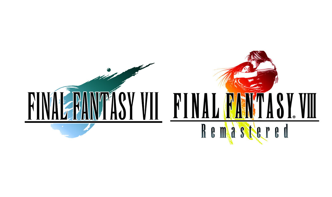 Final Fantasy VII and Final Fantasy VIII Remastered twin-pack launches on the Switch today