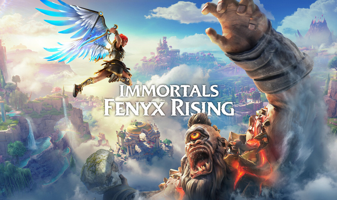 Immortals: Fenyx Rising | REVIEW