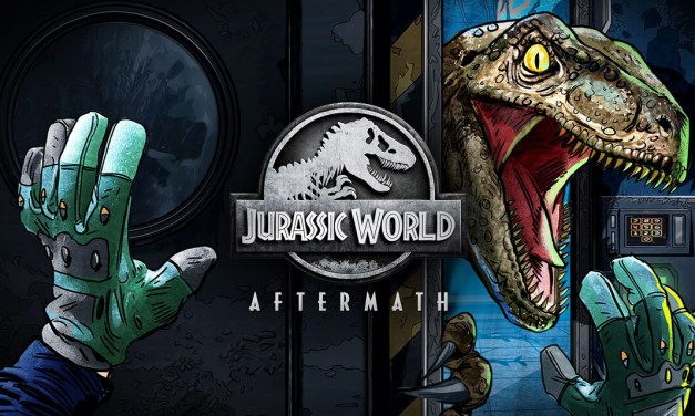 Jurassic World Aftermath | REVIEW