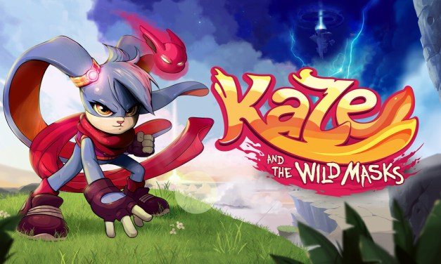 90s-inspired platformer Kaze and the Wild Masks launches on PC and consoles this March