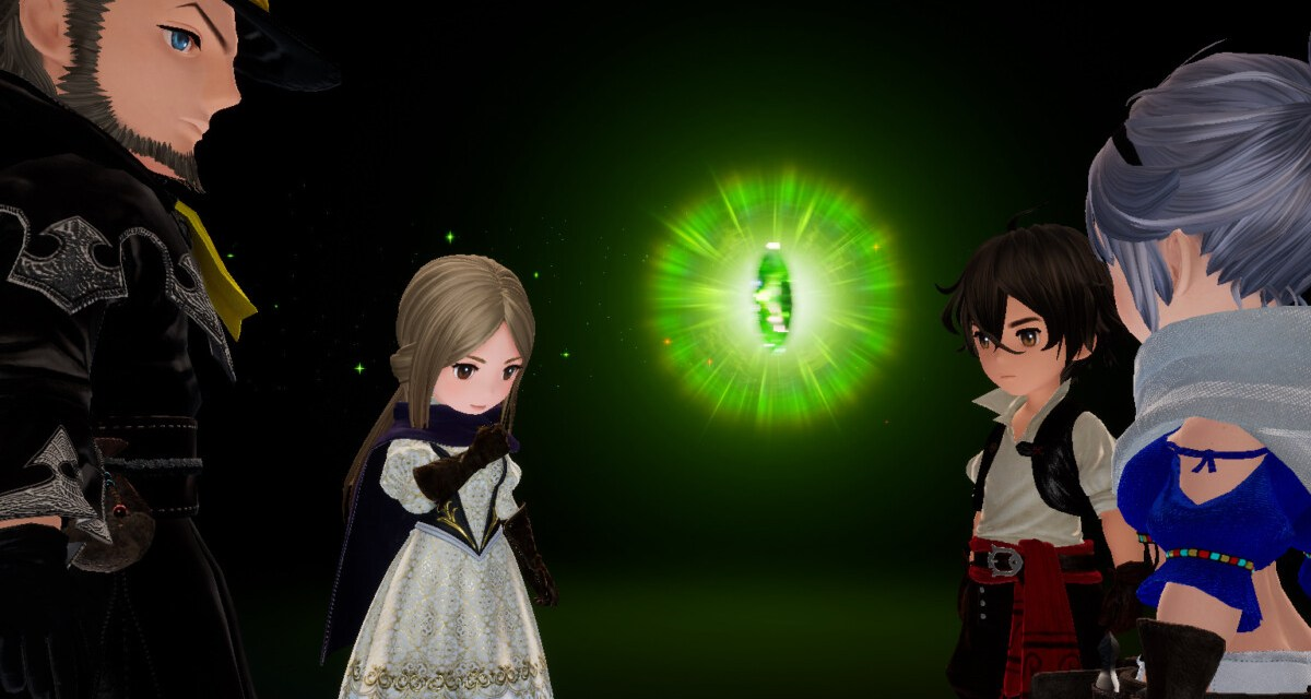 Bravely Default II brings classic-style JRPG goodness to the Nintendo Switch today