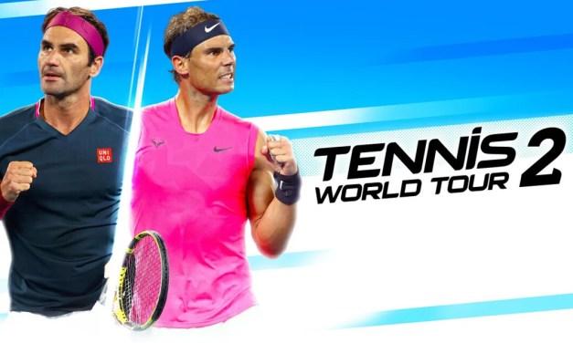Tennis World Tour 2 | REVIEW