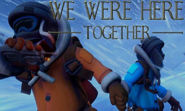 We Were Here Together | REVIEW