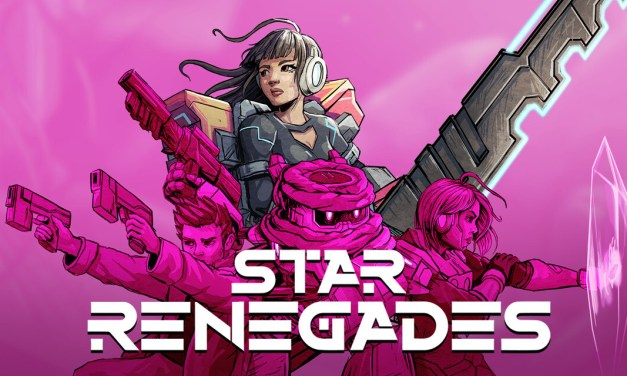 The physical release of sci-fi strategy RPG Star Renegades is now available for pre-order