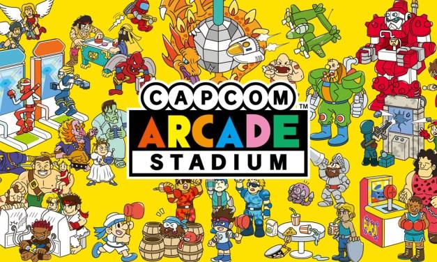 Capcom Arcade Stadium [PlayStation 4] | REVIEW