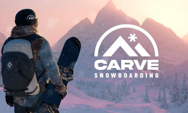 Carve Snowboarding [Oculus Quest] | REVIEW