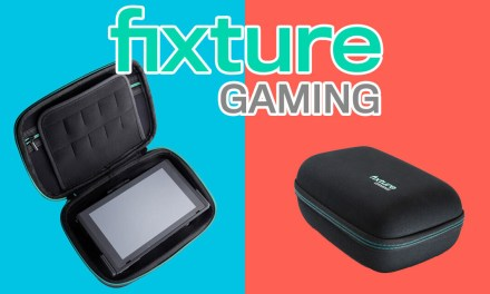 Fixture Gaming Carrying Case   REVIEW