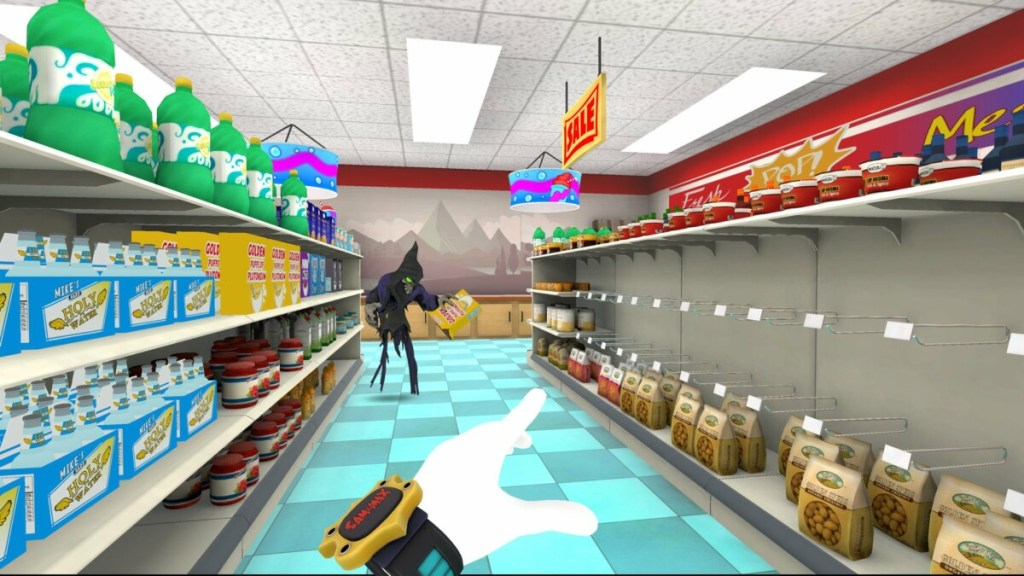 Sam and Max: This Time It's Virtual