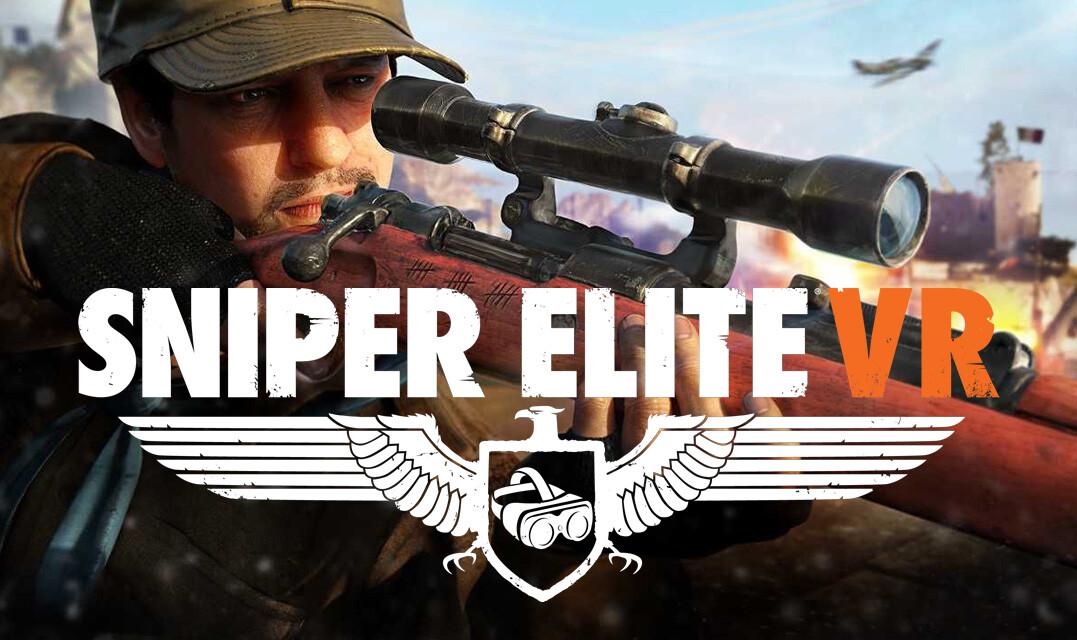 Sniper Elite VR [Oculus Quest] | REVIEW