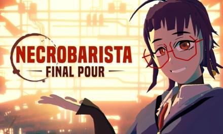Necrobarista: Final Pour [Nintendo Switch]   REVIEW