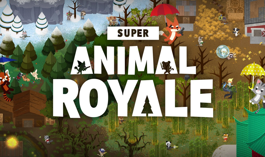 Super Animal Royale [Nintendo Switch]   REVIEW