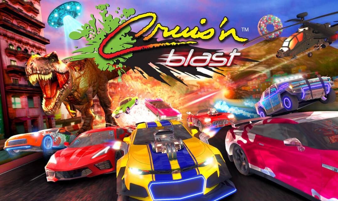 Cruis'n Blast [Nintendo Switch] | REVIEW