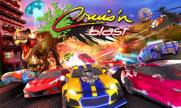 Cruis'n Blast [Nintendo Switch]   REVIEW
