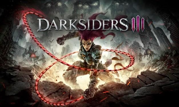 Darksiders III [Nintendo Switch] | REVIEW