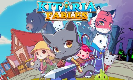 Kitaria Fables [Nintendo Switch]   REVIEW