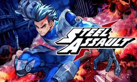 Steel Assault [Nintendo Switch]   REVIEW