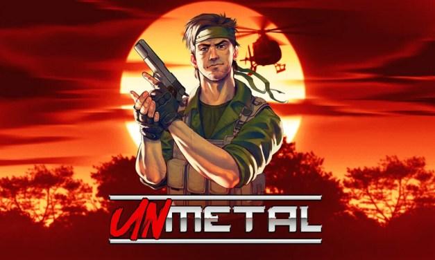 UnMetal [Nintendo Switch] | REVIEW